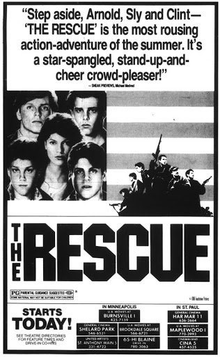 Dads, Brats, The Cold War, Bruce Springsteen, and No Consequences. 'The Rescue' in Trump's America