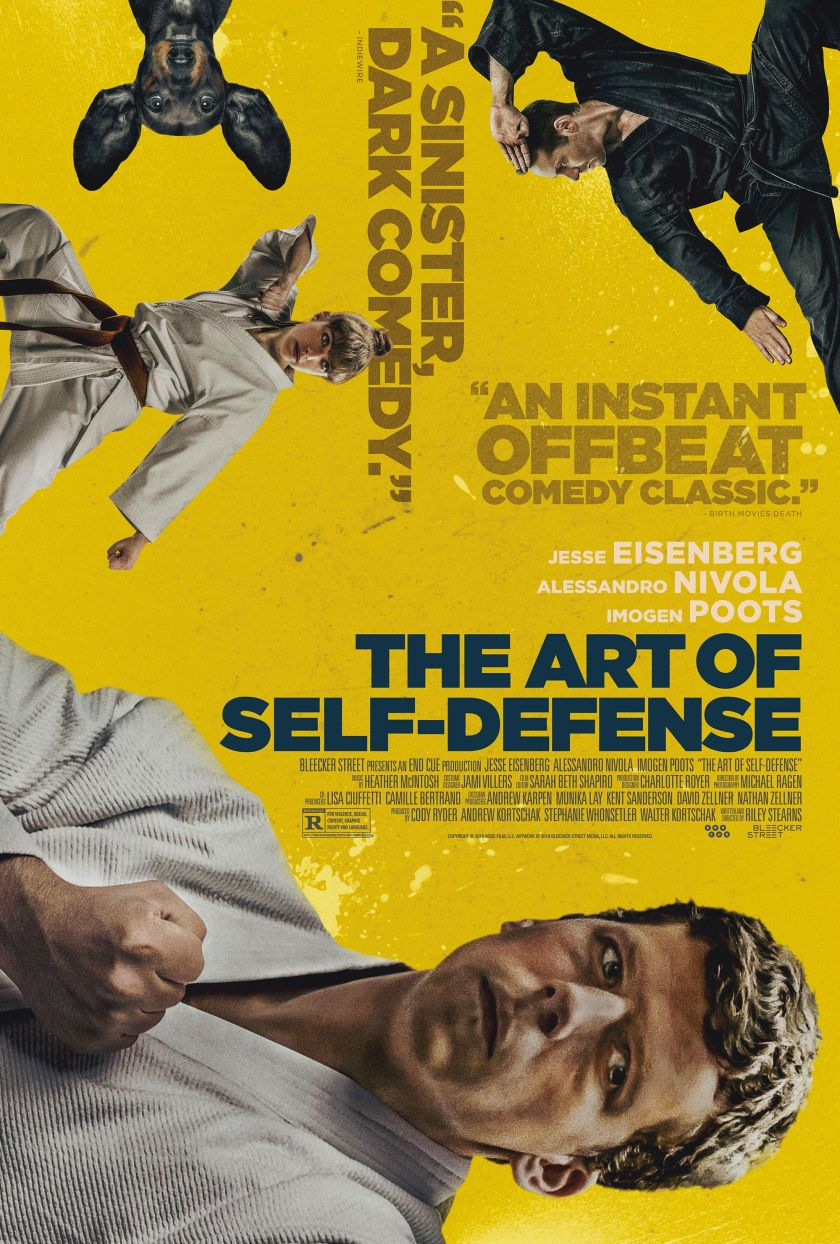 Art of Self-Defense, The Poster