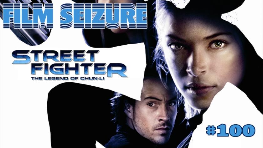 Film Seizure 100 Street Fighter The Legend Of Chun Li Film